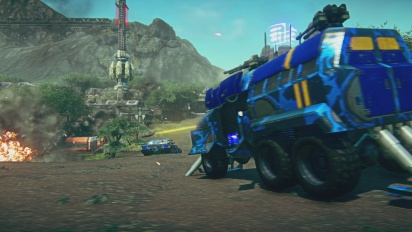 Planetside 2 - PS4 E3 Trailer