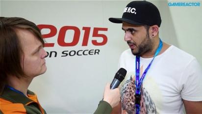 Pro Evolution Soccer 2015-intervju