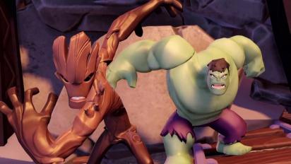 Disney Infinity 3.0 - Marvel Battlegrounds Play Set Official Launch Trailer