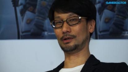 Hideo Kojima svarer Gamereactor