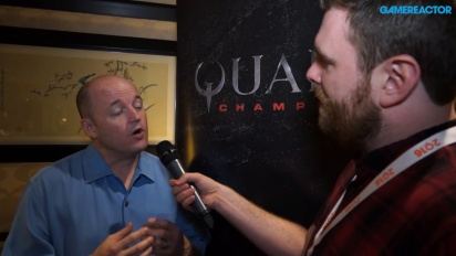 Quake Champions - Tim Willits-intervju
