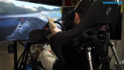 Project CARS VR-intervju
