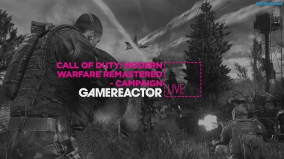 GRTV Live: CoD: Modern Warfare Remastered