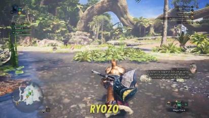 Monster Hunter: World - Developer Hunt at Gamescom 2017