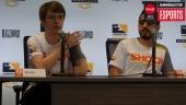 Overwatch League – San Francisco Shock pressekonferanse (Dag 1)