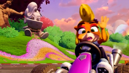 Crash Team Racing Nitro-Fueled - Coco Bandicoot