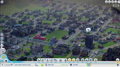 SimCity - Burn Some Coal Trailer
