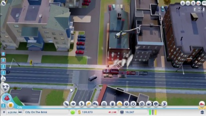 SimCity - City on the Brink Trailer