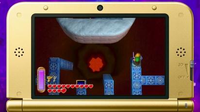 The Legend of Zelda: A Link Between Worlds - Launch Trailer