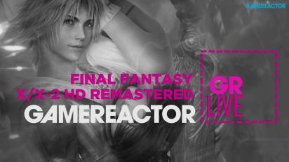 GRTV Live: Final Fantasy X/X-2 HD Remaster