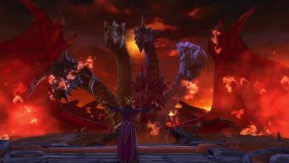 Neverwinter: Rise of Tiamat - Gameplay Trailer