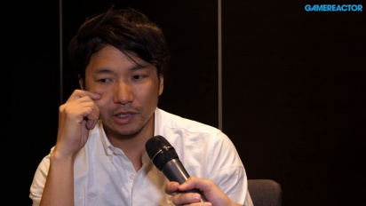 The Last Guardian & Shadow of the Colossus - Fumito Ueda-intervju
