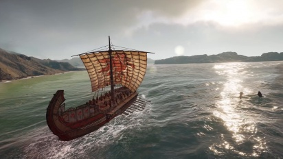 Assassin's Creed Odyssey - Behind The Odyssey Ep. 3: Naval Combat & Exploration