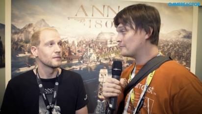 Anno 1800 - Christian Schneider Interview