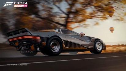 Forza Horizon 4 - 2058 Quadra Turbo-R V-TECH (Cyberpunk 2077 Promo)