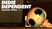 Indie Dependent - Mars og april 2021