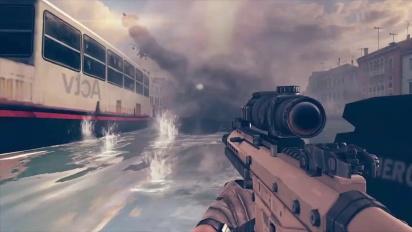 Modern Combat 5 - E3 2013 Trailer