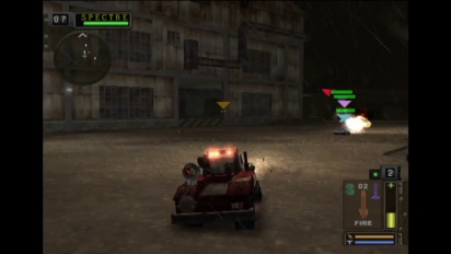Twisted Metal Black - Gameplay Video 3   PS2 to PS4 - Trailer