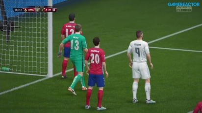 FIFA Match of the Week -  Finale i Champion's League: Real Madrid vs. Atlético