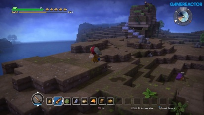 Gameplay: Dragon Quest Builders