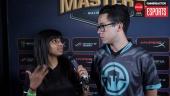 DreamHack Masters Malmö - Lucas 'Steel' Lopez Interview