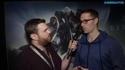 Destiny 2 - Mark Noseworthy Interview