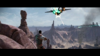 Starhawk - Single Player Trailer