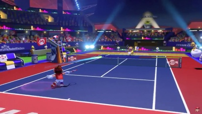 Mario Tennis Aces - Reveal Trailer