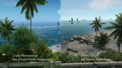 Crysis Remastered - Tech Trailer Preview