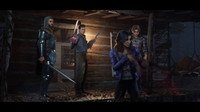 Evil Dead: The Game - Reveal Trailer