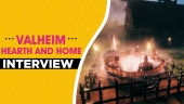 Valheim Hearth and Home - Robin Ayre and Lisa Kolfjord Interview