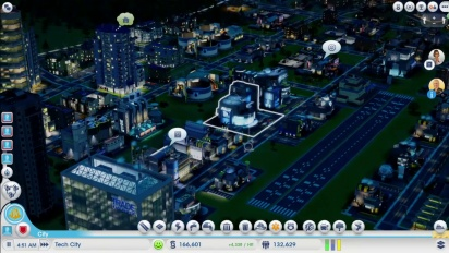 SimCity - 4 Cities in 4 Hours Trailer
