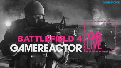 GRTV Live: Battlefield 4