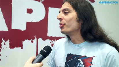 Escape Dead Island - Anthony Cardahi Interview