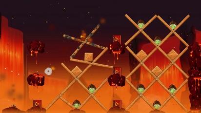 Angry Birds Star Wars II Revenge of the Pork – Gameplay Trailer