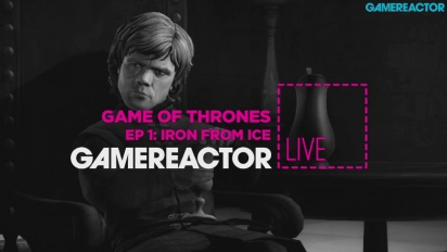 GRTV Live: Game of Thrones - EP1: Iron From Ice