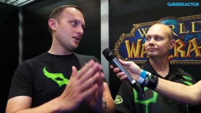 World of Warcraft: Legion-intervju