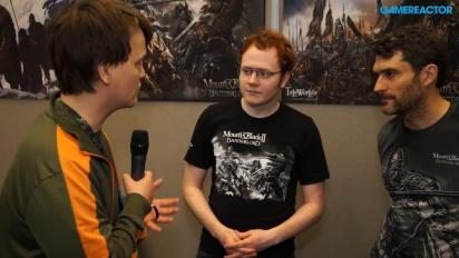 Mount & Blade II: Bannerlord - Frank Elliott & Stephen Negus-intervju