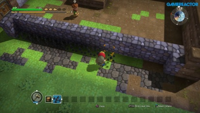 Gameplay: Vi bygger i Dragon Quest Builders