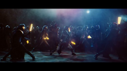 Destiny 2 - Freestyle Playground Live Action Dance Party Trailer