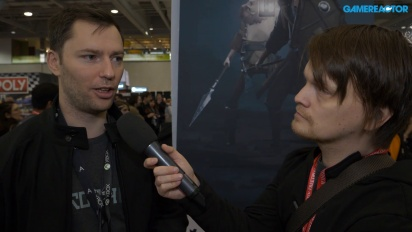 Ashen - Derek Bradley-intervju