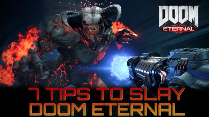 Doom Eternal - 7 tips for å bli best