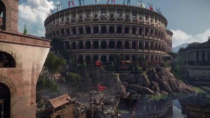 Ryse: Son of Rome - Developer Flythrough: Rome