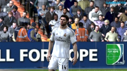 Vi gjenskaper Champion's League i FIFA 14: Real Madrid vs Schalke 04