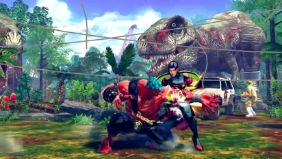 Ultra Street Fighter IV - Retail Launch Trailer