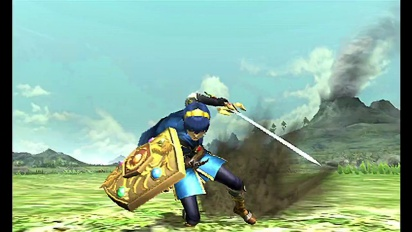 Monster Hunter Generations - Fire Emblem Skin