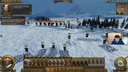 To timer med Total War: Warhammer