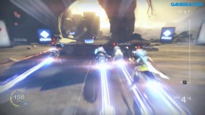 Destiny - Sparrow Racing på Shining Lands