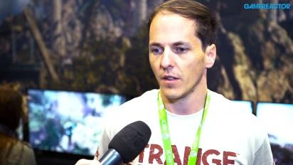 Strange Brigade - Zoltan Fejes-intervju