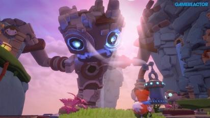 Super Lucky's Tale - Gamescom-Gameplay